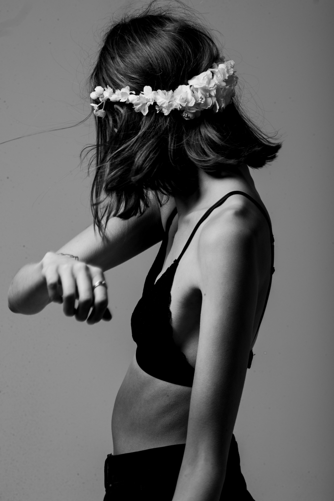 image Petite fleurs blanches