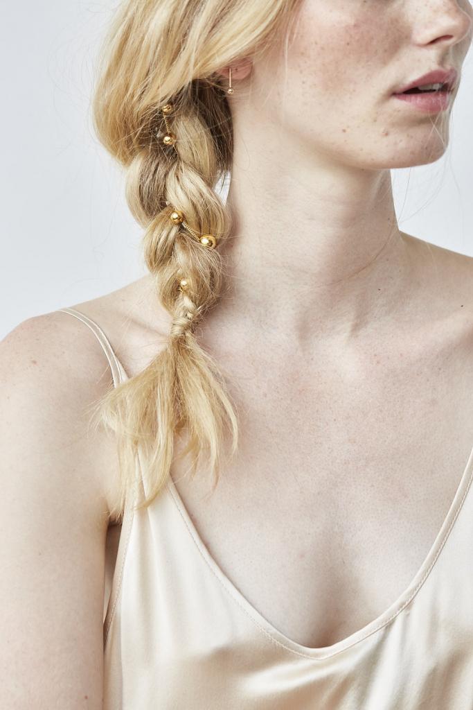image Multi-perles gold