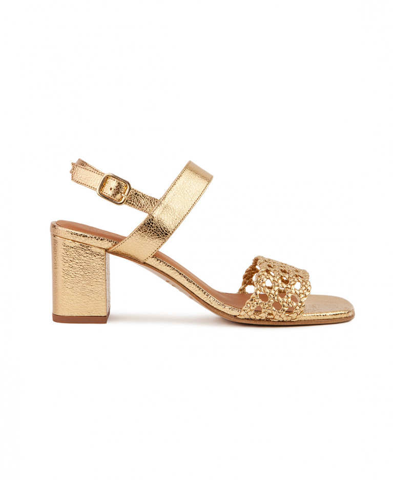 image La sandale dorée