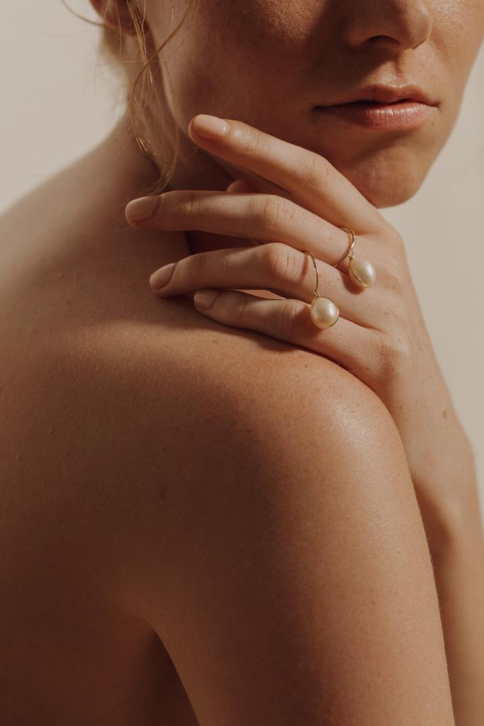 image Petites créoles perles